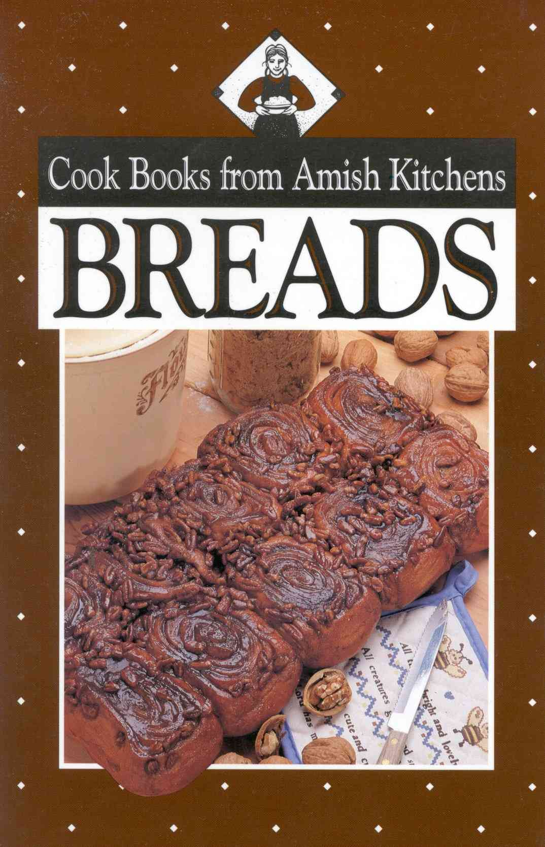 Breads: Cook Books from Amish Kitchens (Paperback) - Thumbnail 0