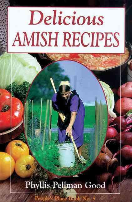 Delicious Amish Recipes (Paperback)