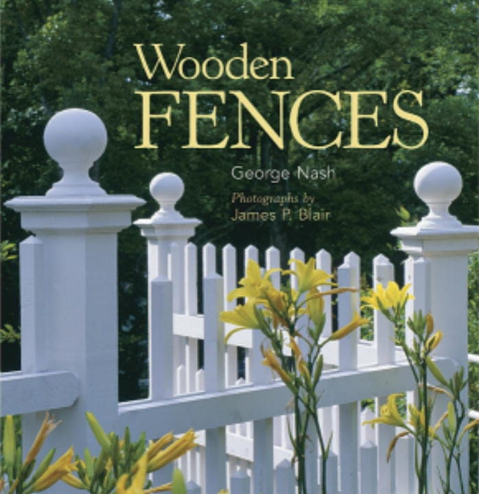Wooden Fences (Paperback)