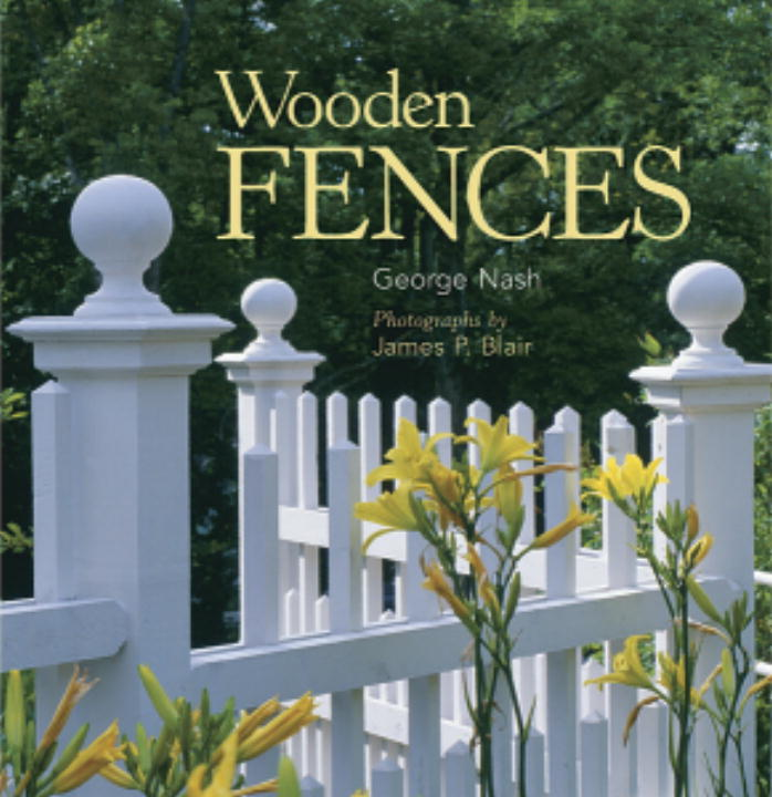 Wooden Fences (Paperback) - Thumbnail 0
