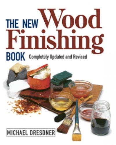 The New Wood Finishing Book (Paperback)