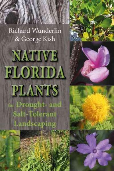 Native Florida Plants for Drought-and Salt-Tolerant Landscaping (Paperback)