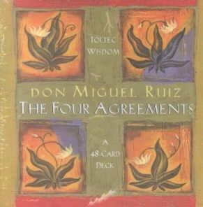 Four Agreements Cards (Cards)