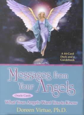Messages from Your Angels Cards: Oracle Cards