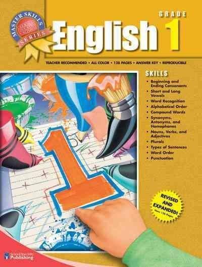 Master Skills English: Grade 1 (Paperback)