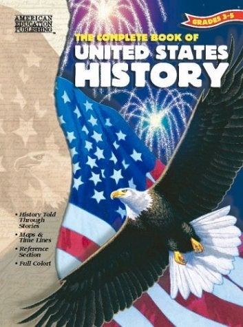 The Complete Book of United States History (Paperback)