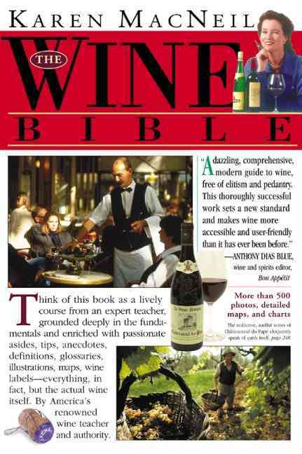 The Wine Bible (Paperback)