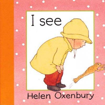 I See (Board book)
