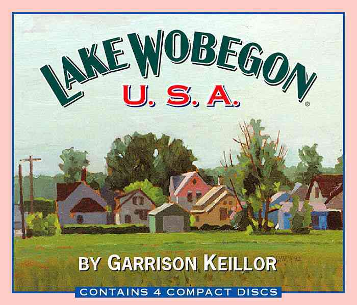 Lake Wobegon USA (CD-Audio)