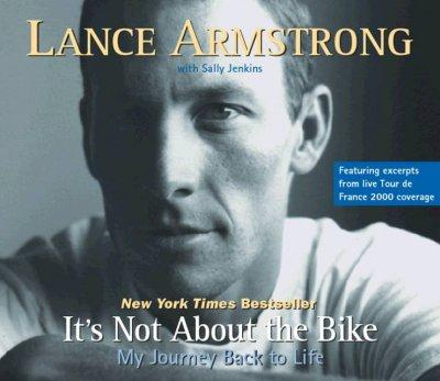 It's Not About the Bike: My Journey Back to Life (CD-Audio)