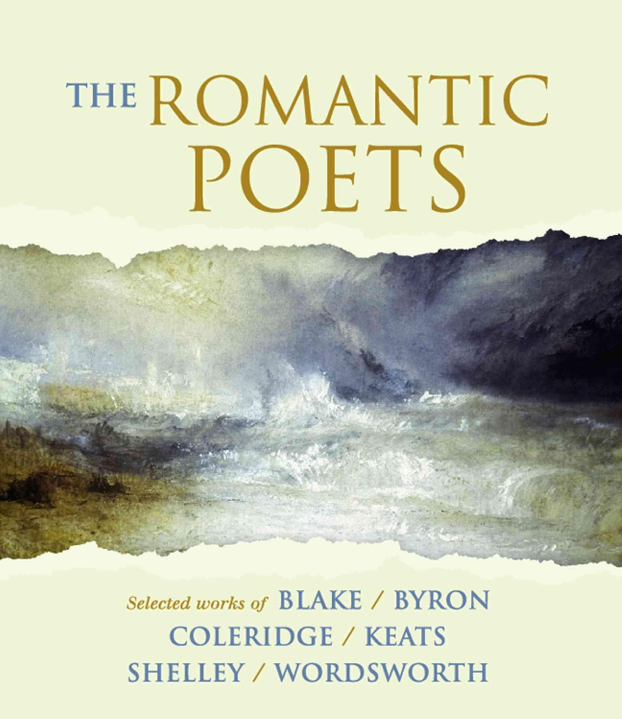 The Romantic Poets (CD-Audio)