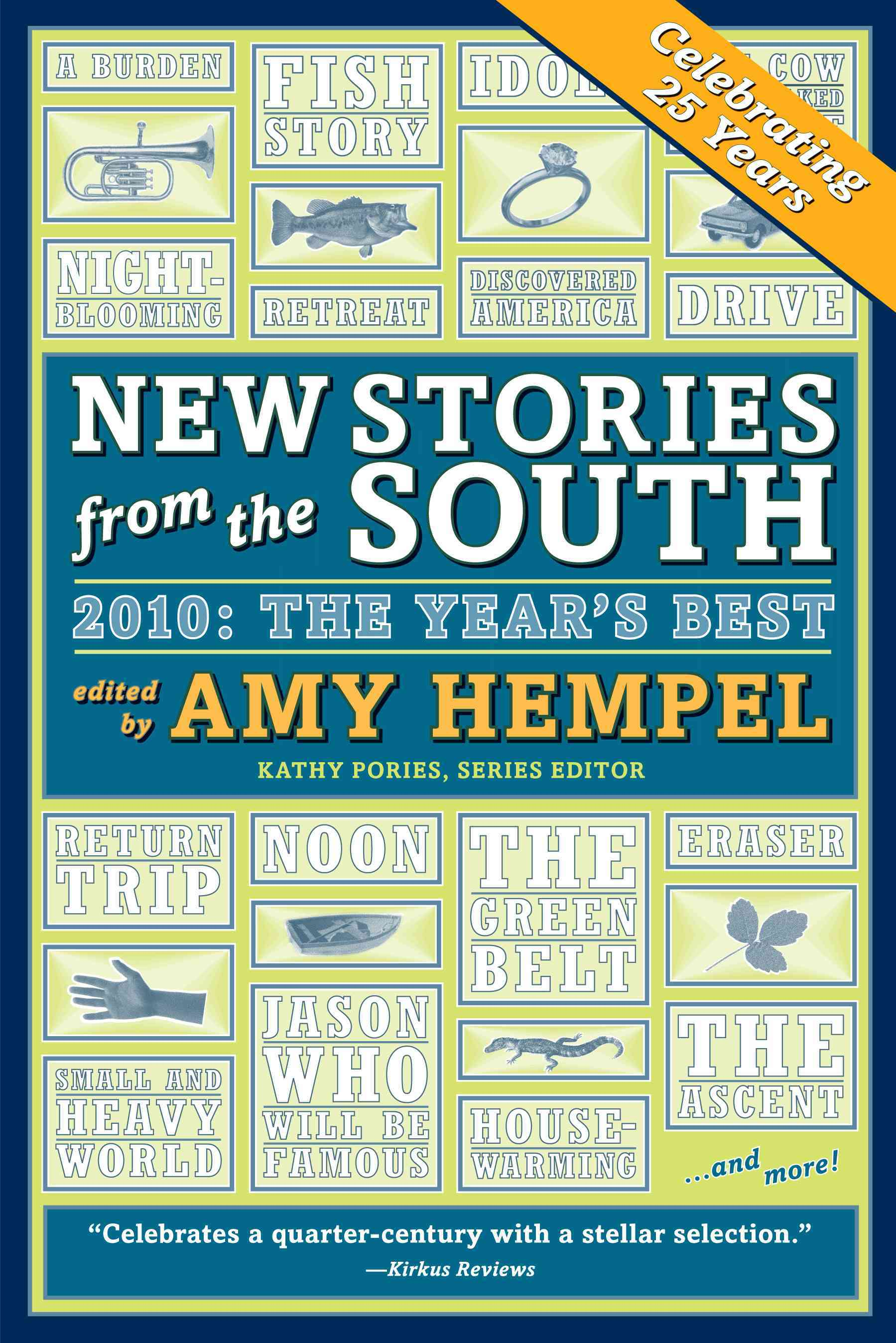 New Stories from the South 2010: The Year's Best (Paperback)
