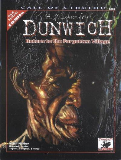 H.P. Lovecraft's Dunwich: Return to the Forgotten Village (Paperback)