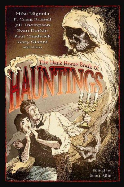 The Dark Horse Book of Hauntings (Hardcover)