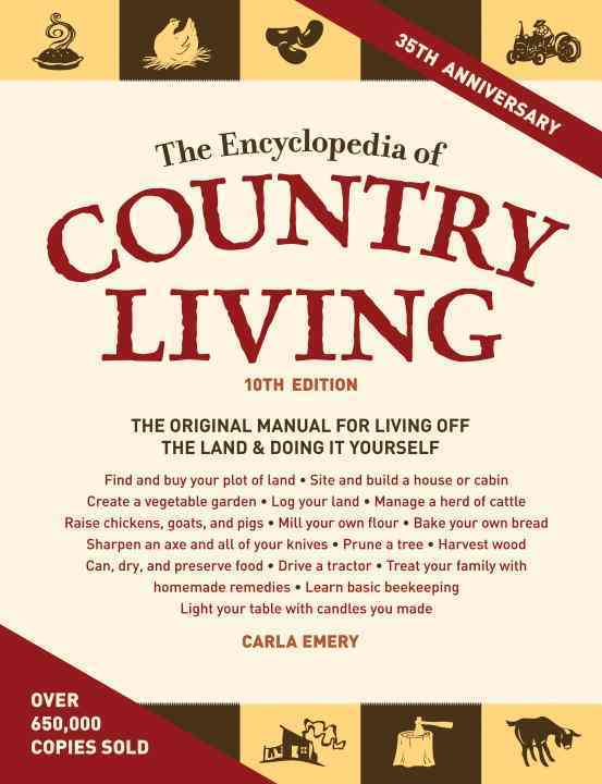The Encyclopedia of Country Living (Paperback)
