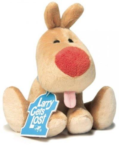 Larry Gets Lost (Soft toy)