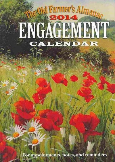 The Old Farmer's Almanac 2014 Calendar (Calendar)