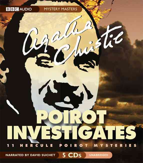 Poirot Investigates: Eleven Complete Mysteries (CD-Audio)
