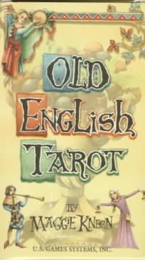 Old English Tarot (Cards)