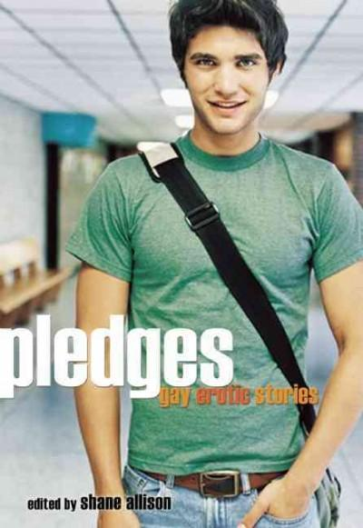 Pledges: Gay Erotic Stories (Paperback)