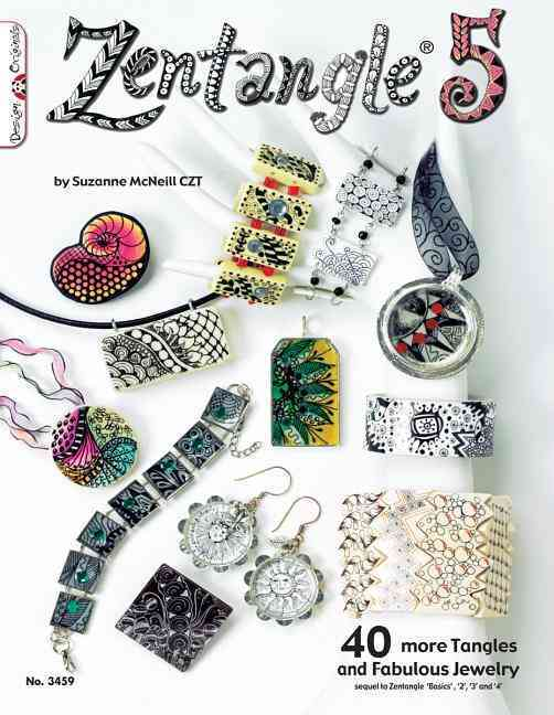 Zentangle 5 (Paperback)