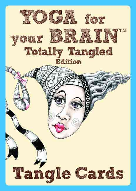 Yoga for Your Brain Tangle Cards: Totally Tangled Edition (Cards)