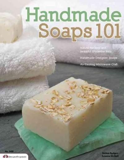 Handmade Soaps 101 (Paperback)