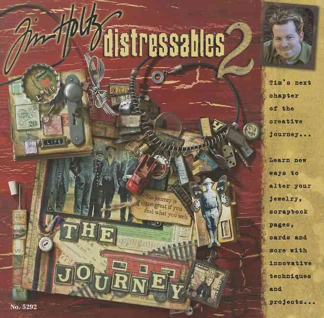 Tim Holtz Distressables 2 (Paperback)