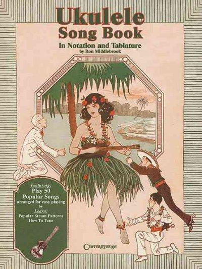Ukulele Songbook: In Notatio Abd Tabkature (Paperback)