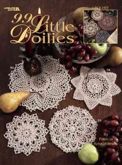 99 Little Doilies (Paperback)