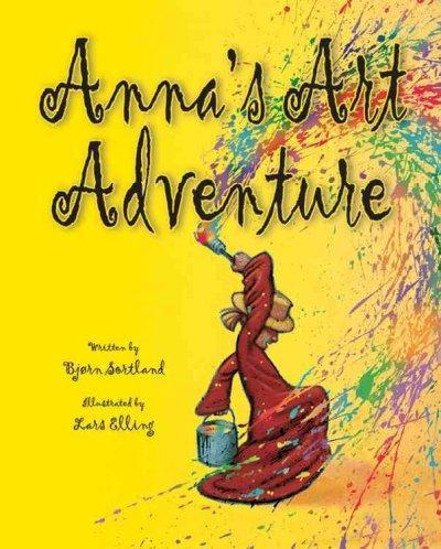 Anna's Art Adventure (Hardcover)