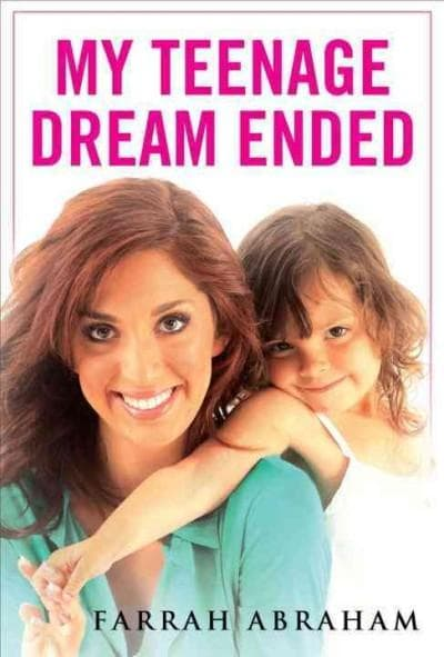 My Teenage Dream Ended (Hardcover) - Thumbnail 0