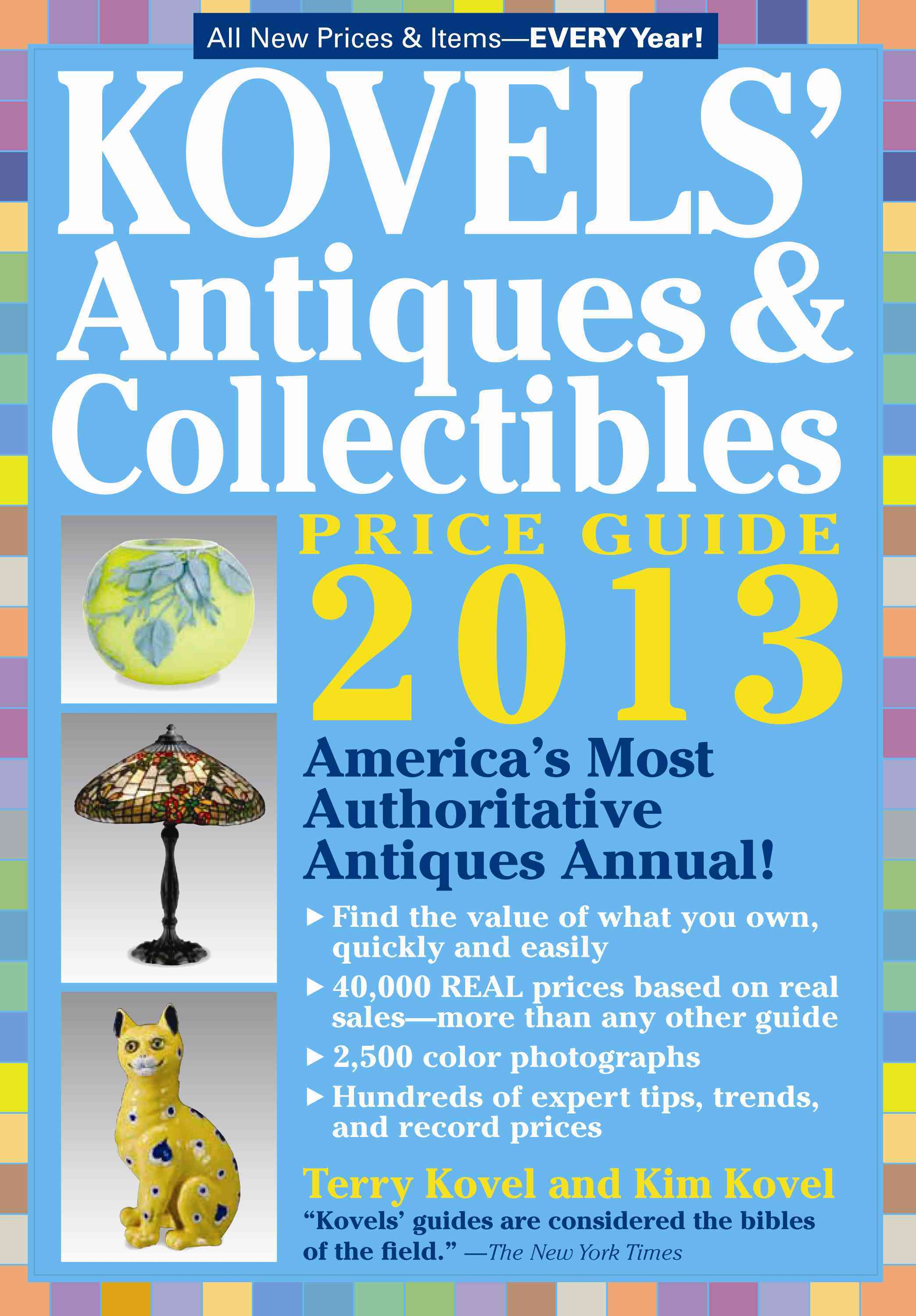 Kovels' Antiques & Collectibles Price Guide 2013 (Paperback)