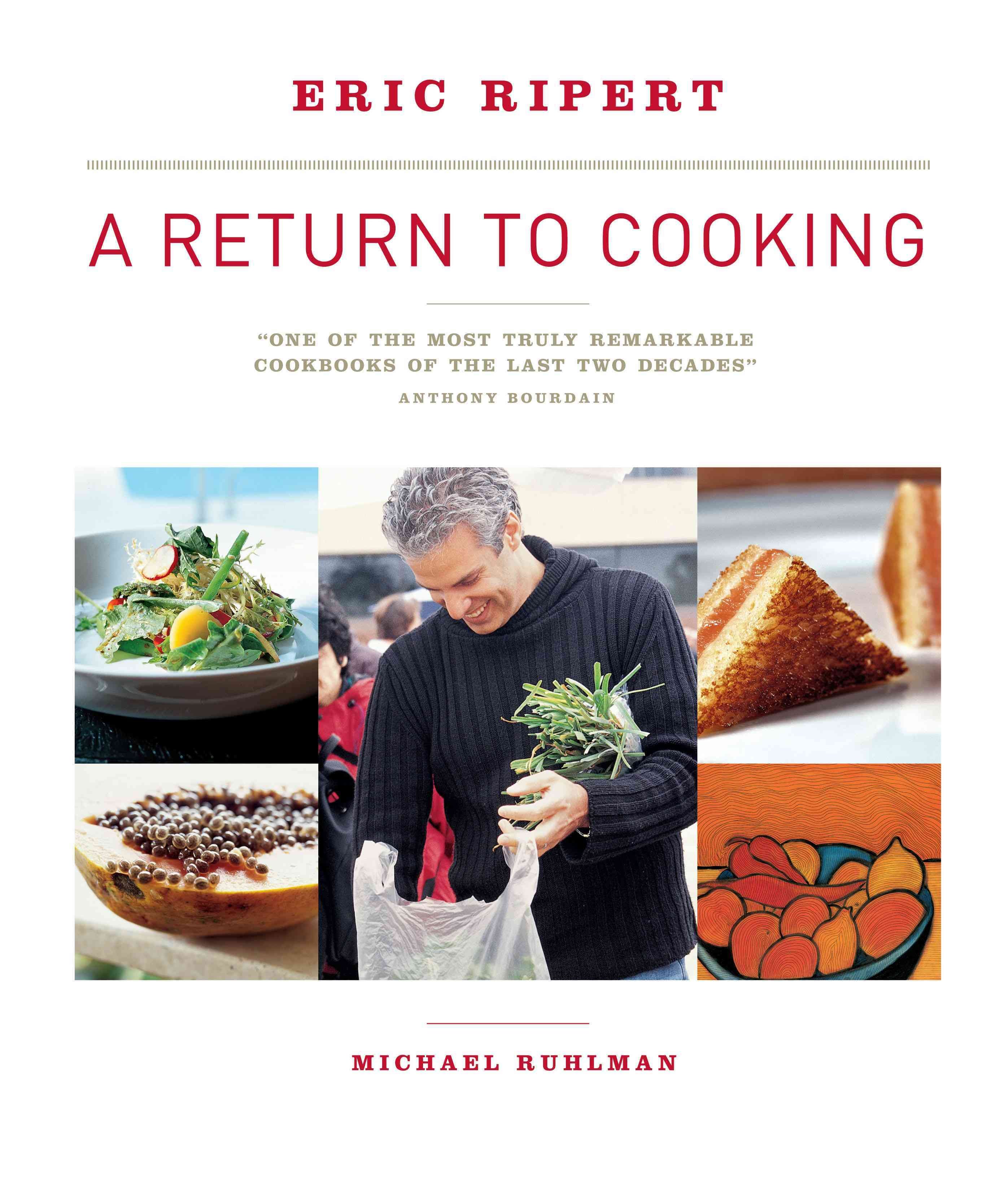 A Return to Cooking (Paperback)