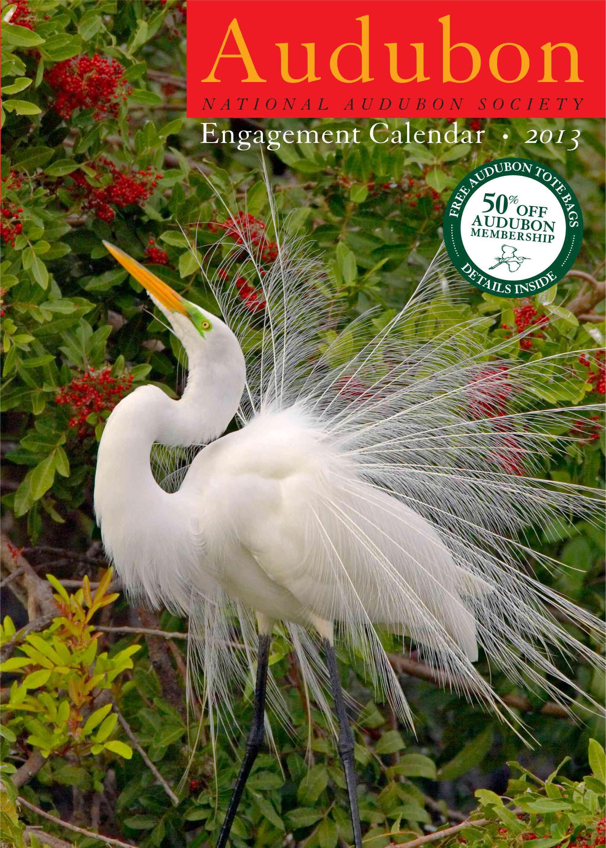 Audubon Calendar 2013