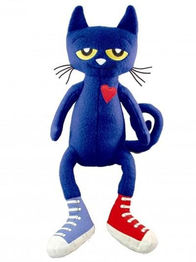 "Pete the Cat Doll: 28"" (Toy)"