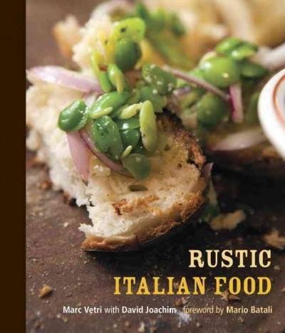 Rustic Italian Food (Hardcover)