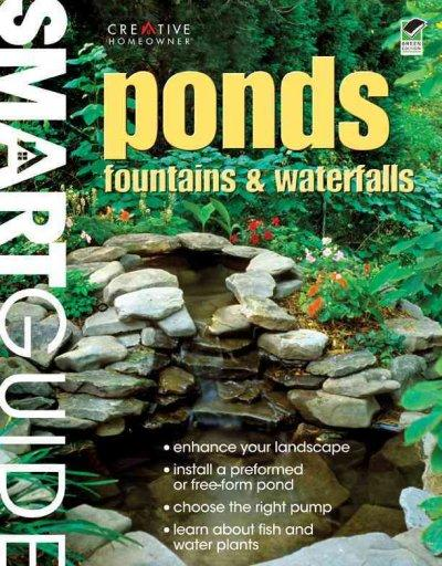 Smart Guide Ponds, Fountains & Waterfalls (Paperback)