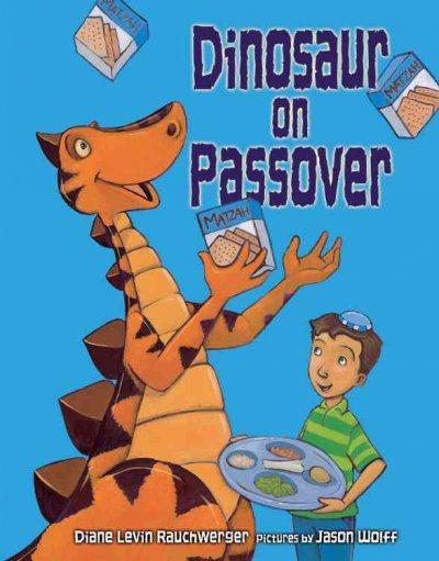 Dinosaur on Passover (Paperback)