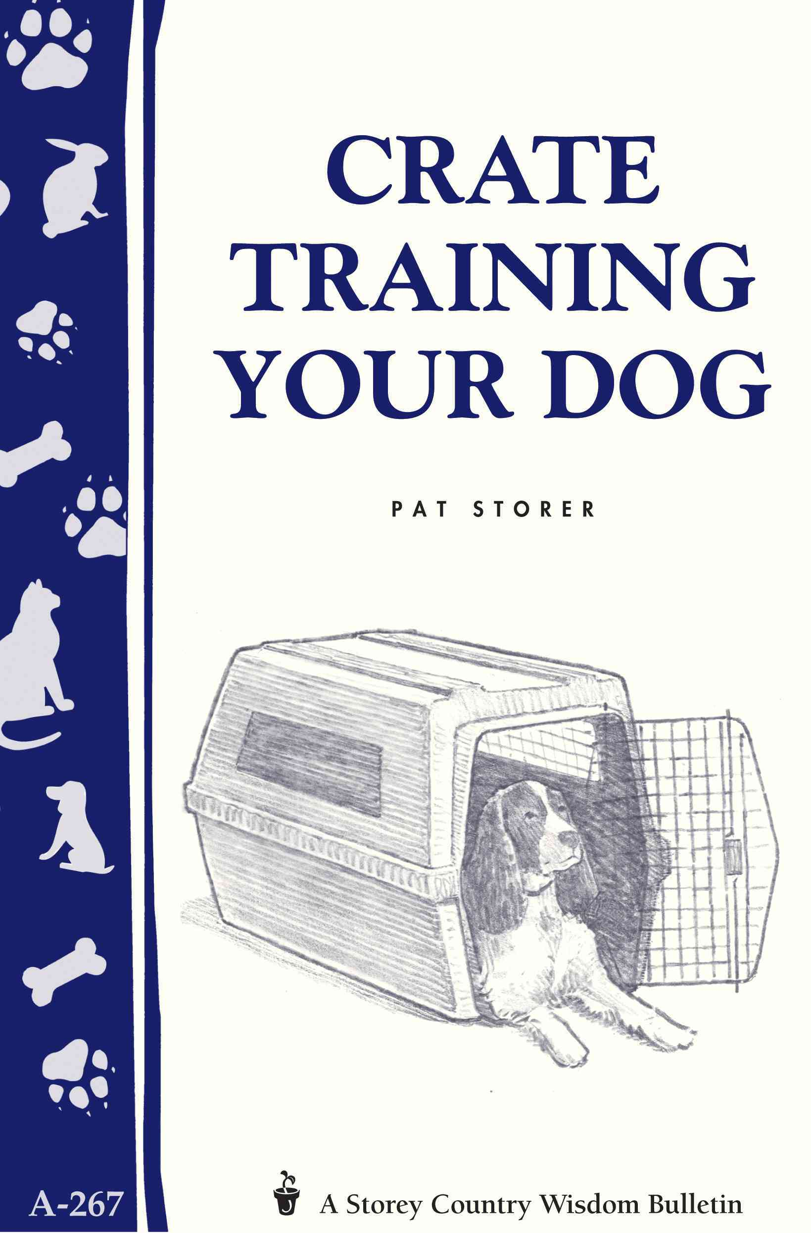 Crate Training Your Dog (Other book format)