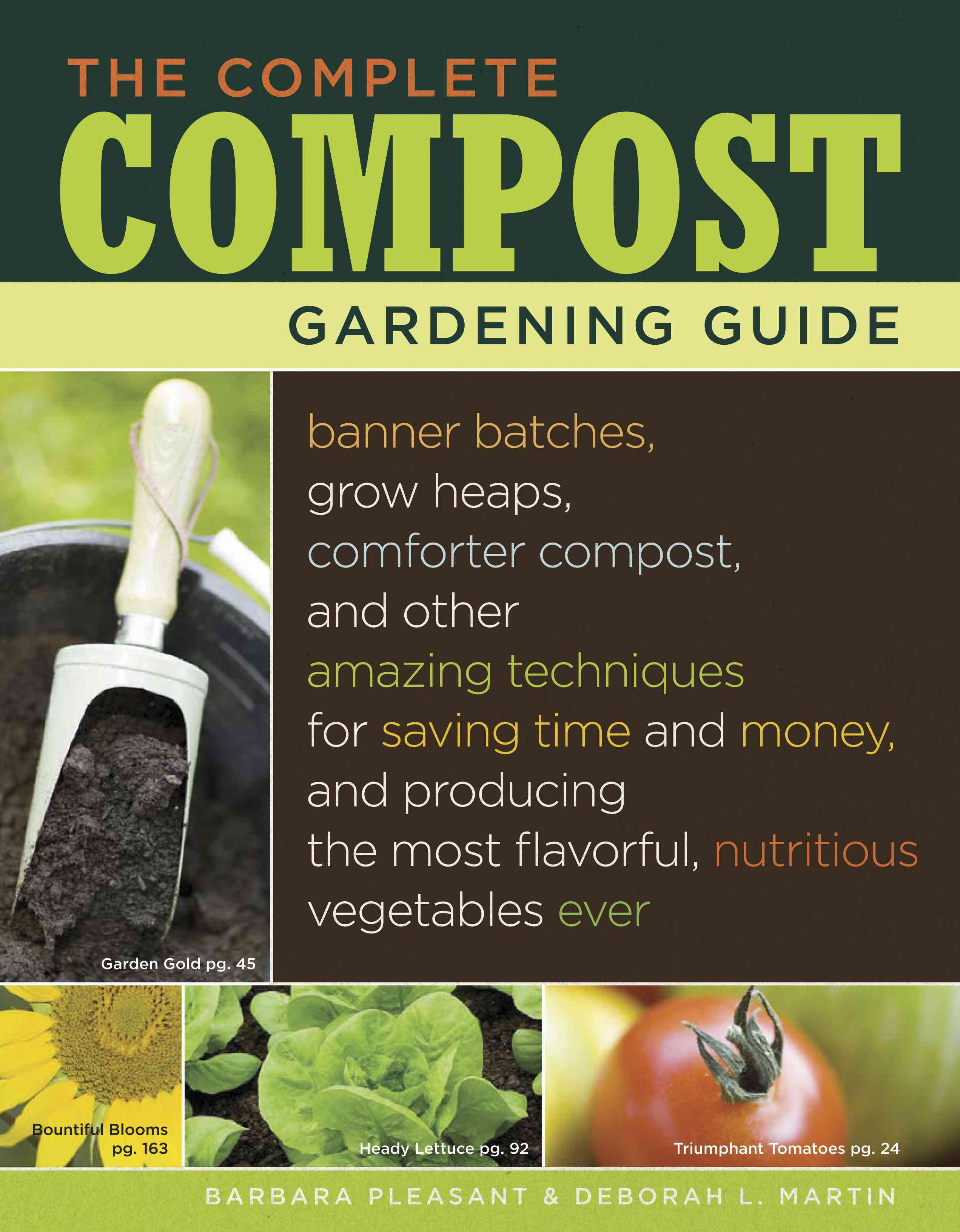 The Complete Compost Gardening Guide (Paperback)
