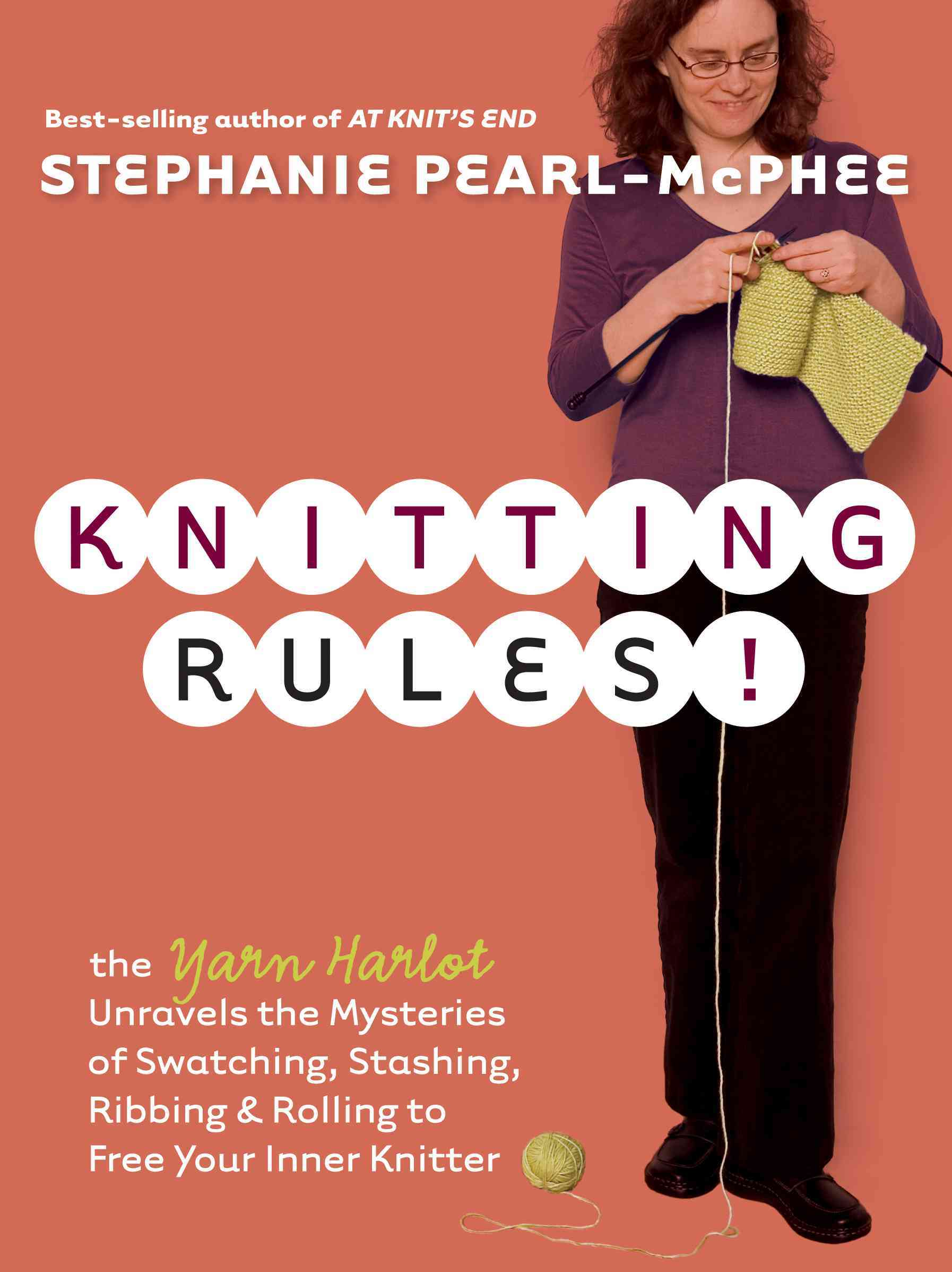Knitting Rules (Paperback)