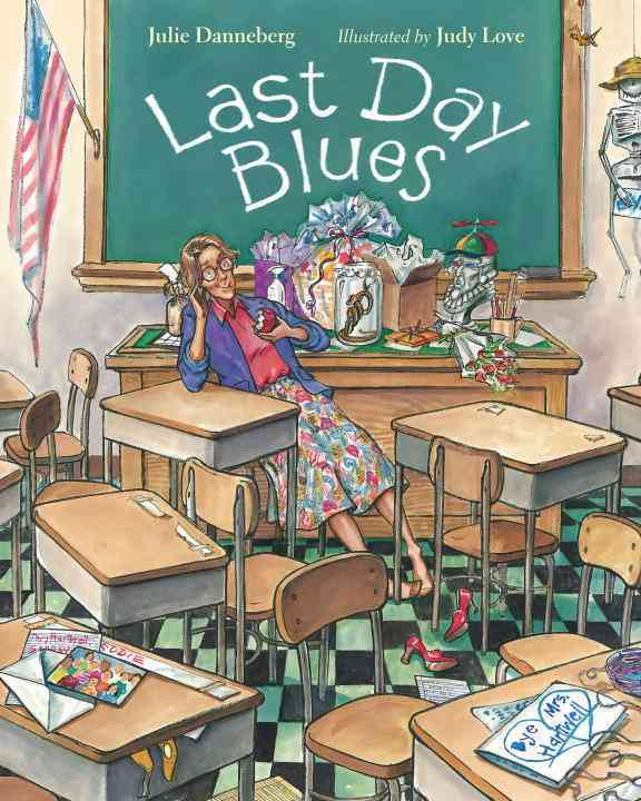Last Day Blues (Paperback)