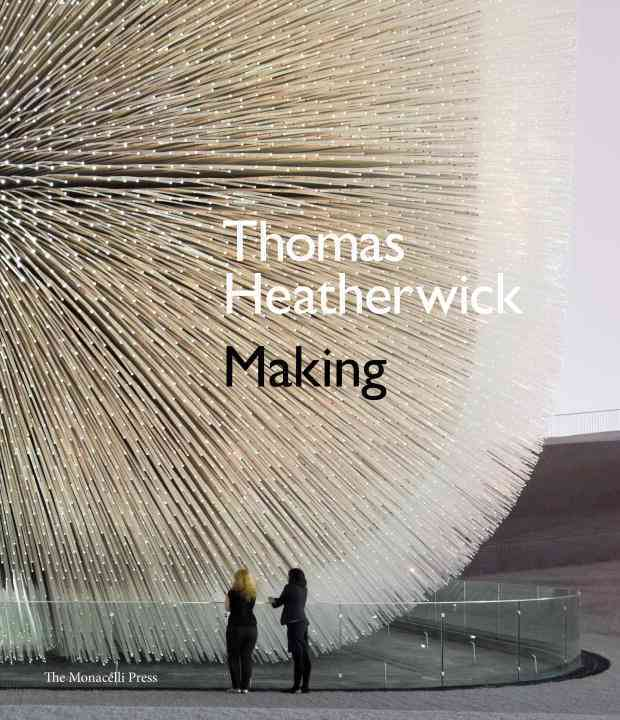 Thomas Heatherwick: Making (Hardcover)