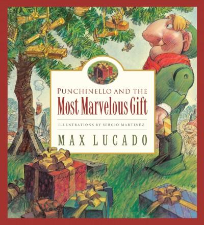 Punchinello and the Most Marvelous Gift (Hardcover)