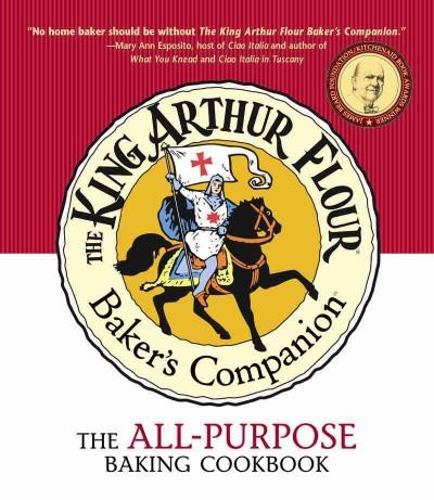 The King Arthur Flour Baker's Companion: The All-Purpose Baking Cookbook (Paperback) - Thumbnail 0