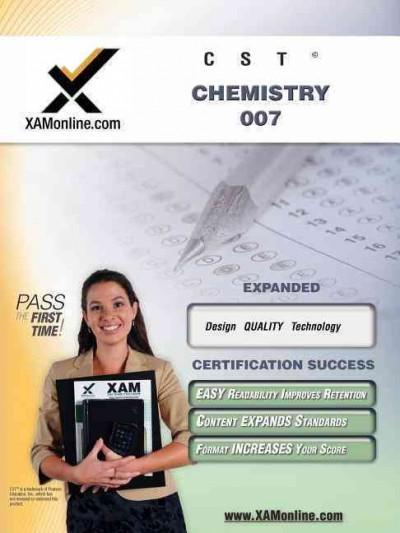 NYSTCE CST Chemistry 007: Teacher Certification Exam (Paperback)