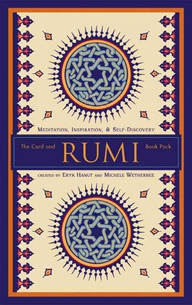 Rumi: The Card And Book Pack (Cards)
