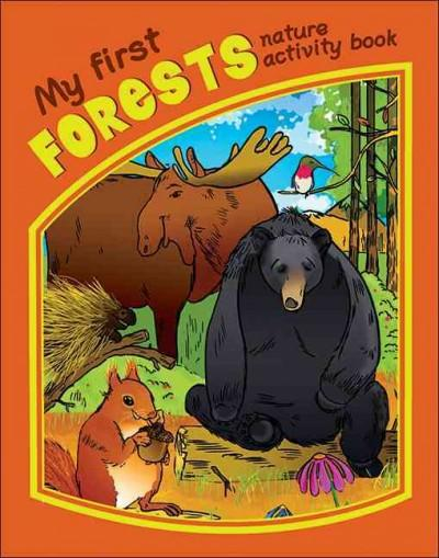 Forests Nature Activity Book (Paperback)