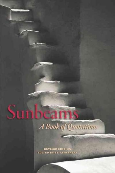 Sunbeams: A Book of Quotations (Paperback)